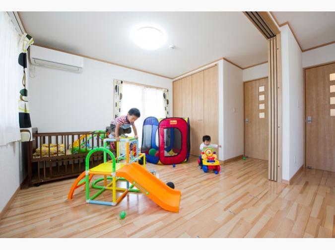 アルプスピアホームの施工写真